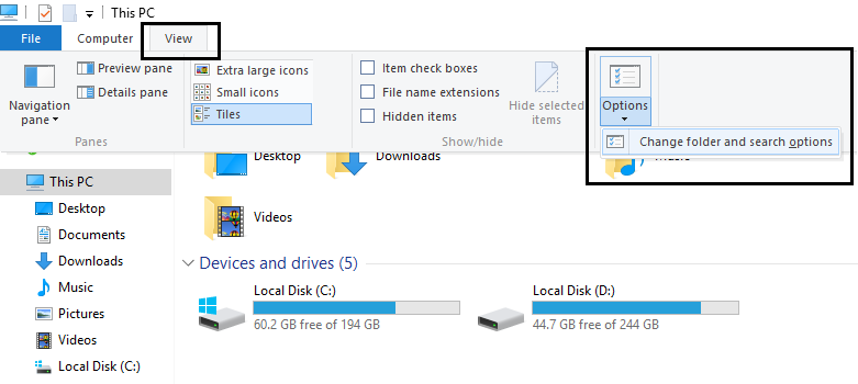 Remove Homegroup icon from desktop in Windows 10